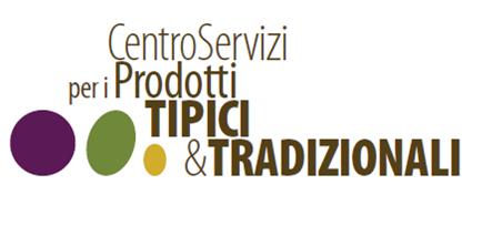 Logo Centro Servizi per i Prodotti Tipici e Tradizionali